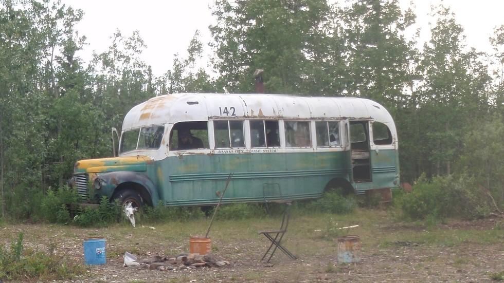 Belarusian actress dies in Alaskan wilderness during wedding trip to 'Magic Bus'