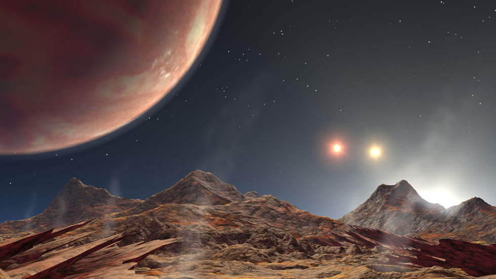 Exoplanet that sports 3 suns offers tantalizing site in search for alien life