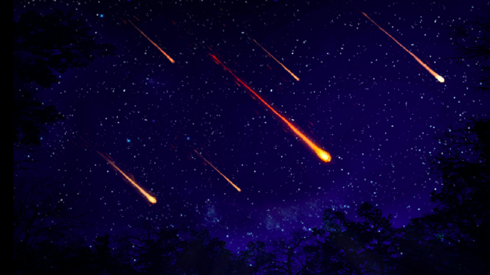Spectacular meteor shower set to light up skies tonight: What you need to know