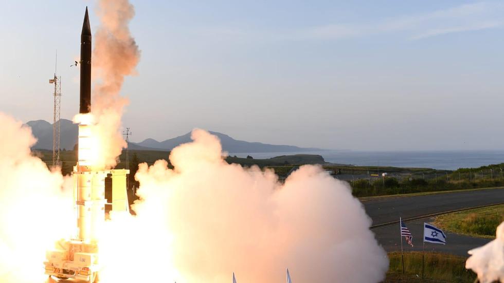 'Perfect execution': Netanyahu boasts new Israeli missile defense test in US