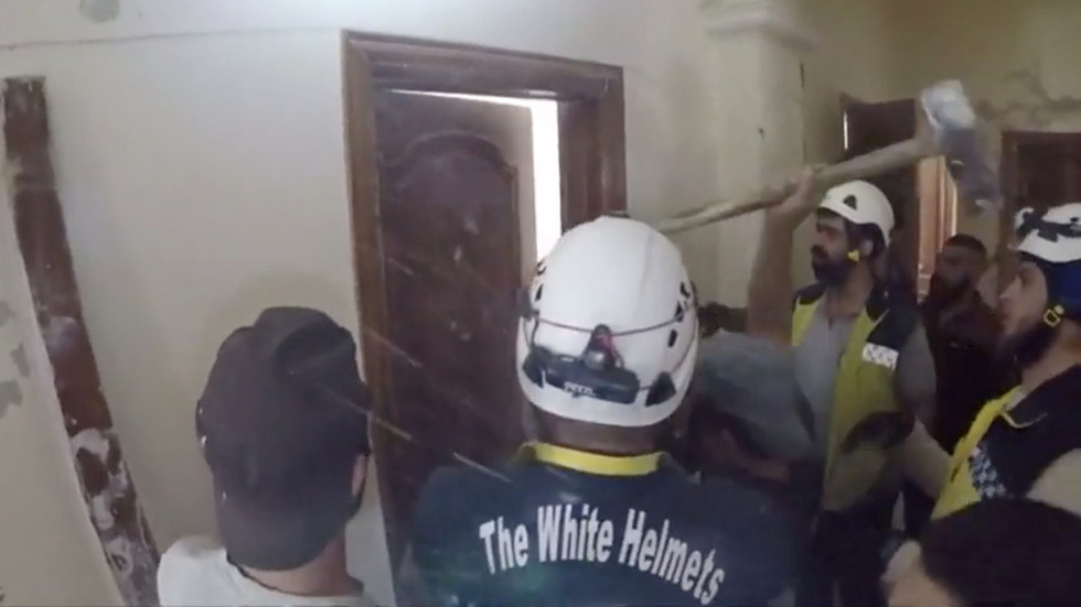 Twitter suspends Russian embassy in Syria after it criticized White Helmets