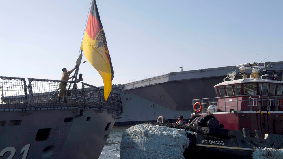 US wants Germany for Gulf mission, but it's choice between 'war room' & 'negotiating table'