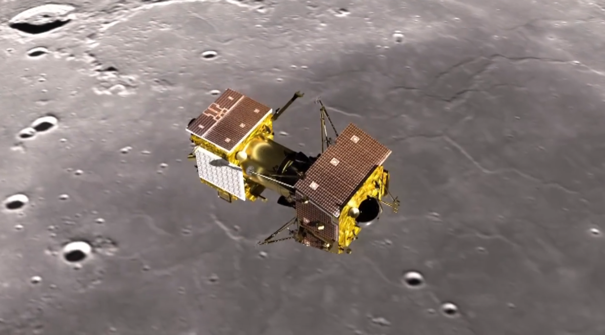 New launch date for India's Moon mission Chandrayaan-2