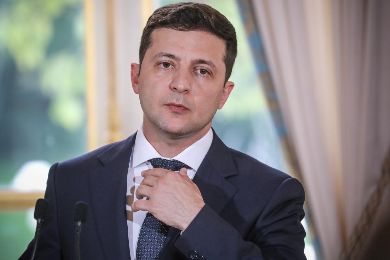 Volodymyr  Zelensky news