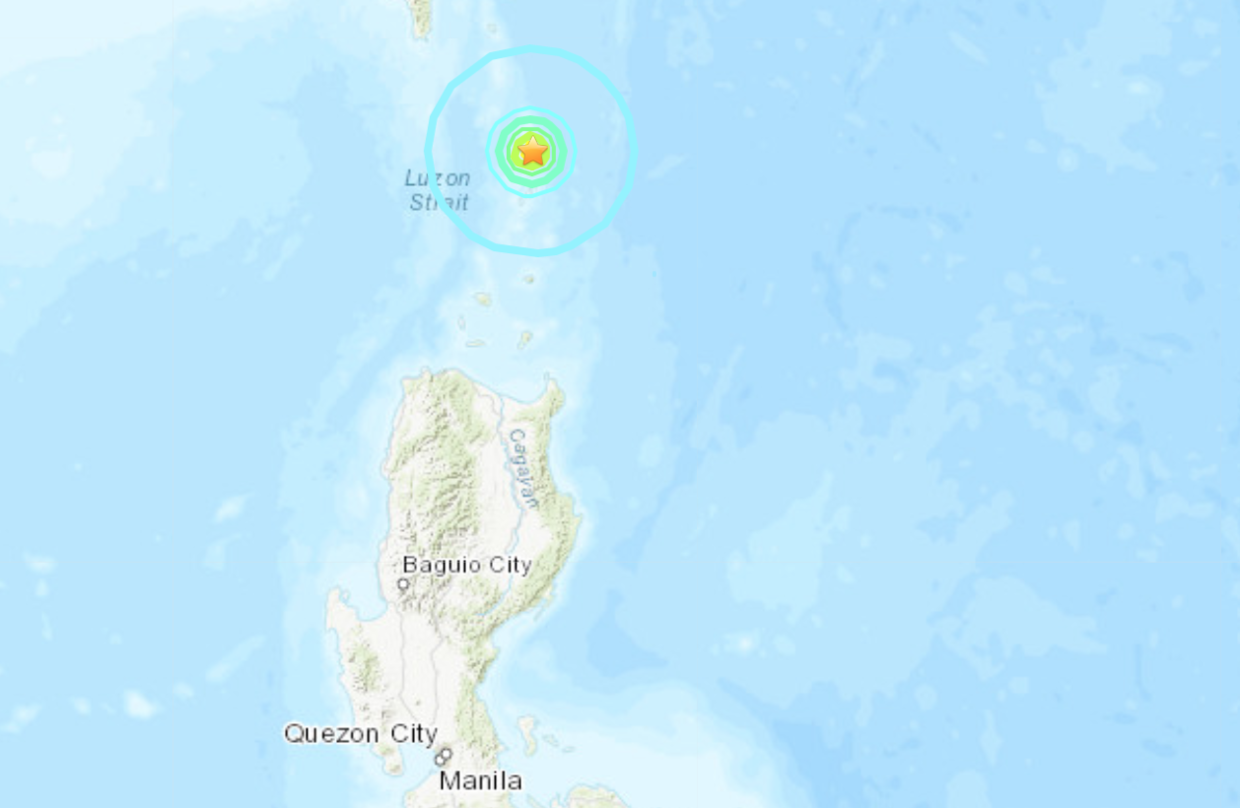 Philippines earthquakes kill at least six