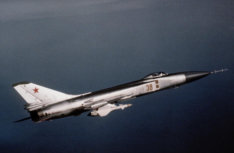 Su-15. © Wikipedia