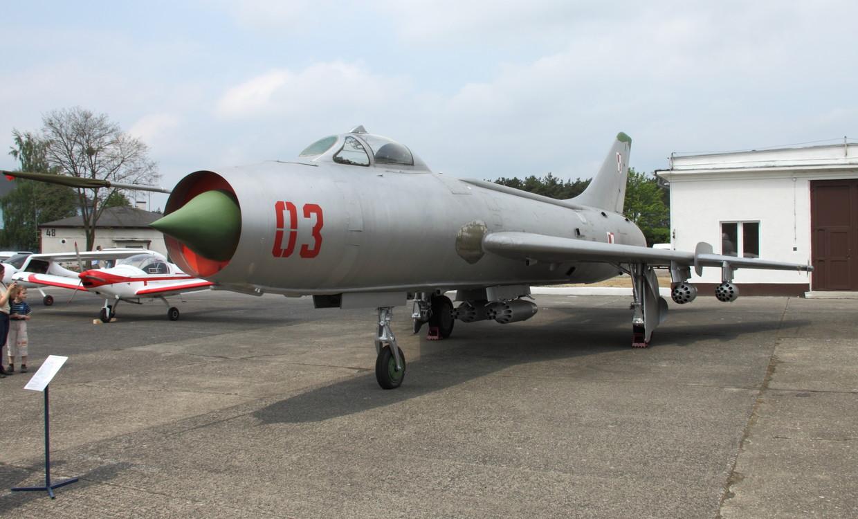 Su-7. © Wikipedia / Konflikty.pl