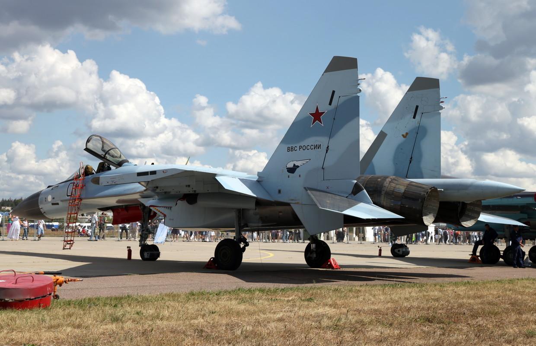 Su-35S. © Wikipedia / Vitaly V. Kuzmin