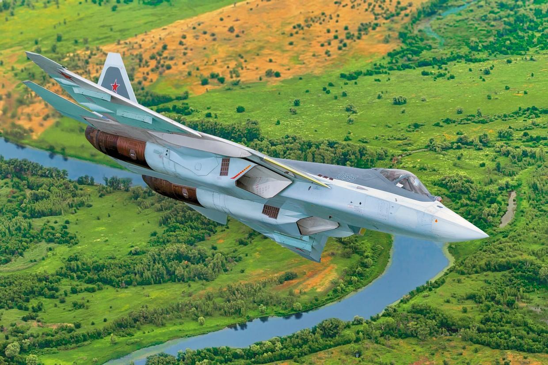 Su-57 © sukhoi.org