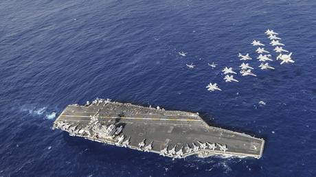 USS Nimitz (file photo)