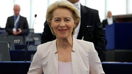 EU Commission candidate von der Leyen ready for further Brexit extension