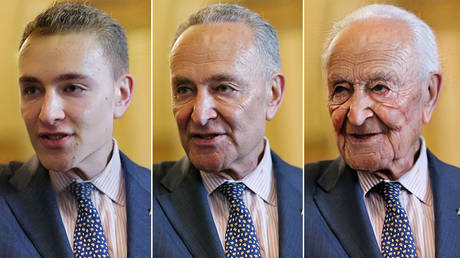 Schumer, DNC up in arms over face manipulation app created by 'the Russians'