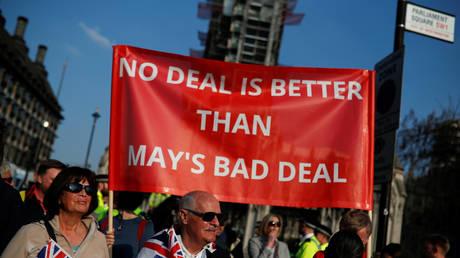 Brexit no-deal, no go? British MPs back bid to block shutdown of Parliament