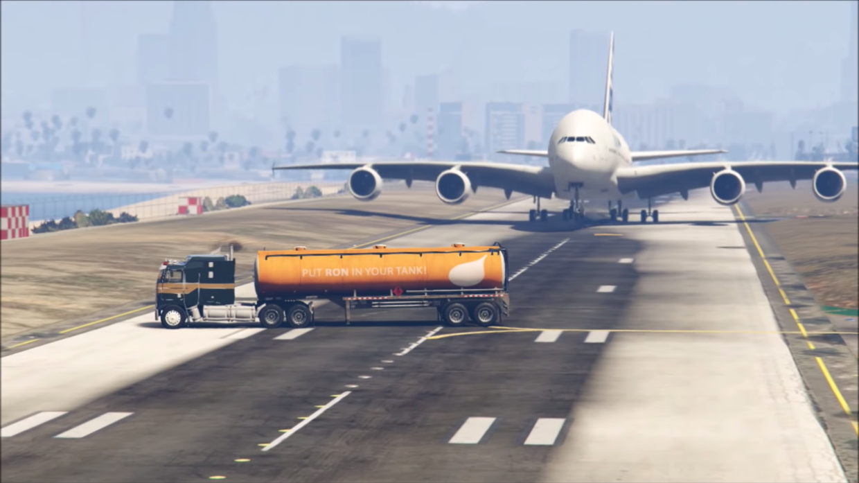 Pakistani politician mistakes GTA 5 video game for real-life