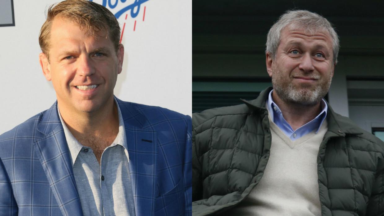 US baseball tycoon mulling bid for Roman Abramovich's