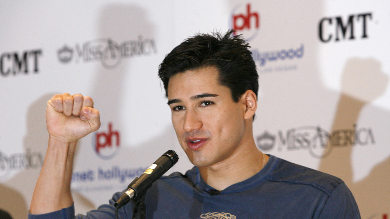 Actor Mario Lopez Canceled By Pc Police For Saying 3 Year