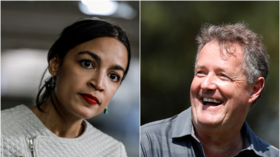 AOC and Piers Morgan Twitter-duel over Ivanka Trump's role as amateur diplomat
