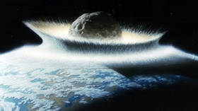 Four asteroids on COLLISION course with Earth