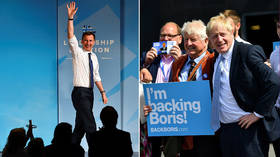 Jeremy Hunt overtakes Boris Johnson as British public's preferred choice for PM — RT UK News