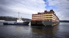 Russia's floating nuclear power plant ready to heat up the Arctic