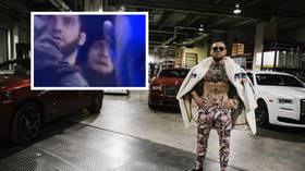 Conor McGregor takes shot at Khabib with Instagram pic from scene of infamous Brooklyn bus attack
