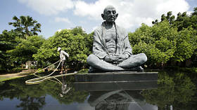 Israeli beer companies brew controversy with Gandhi-themed bottles