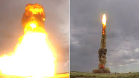 Russian Army test-fires 'brand-new' air defense missile in Kazakhstani desert (VIDEO)