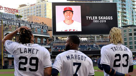 'Gone too soon': Baseball world mourns sudden loss of LA Angels pitcher Tyler Skaggs