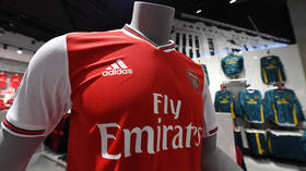 Adidas under fire for racist tweets after Twitter campaign to launch Arsenal kit hijacked