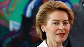 EU leaders nominate German defense minister for Commission head – Merkel
