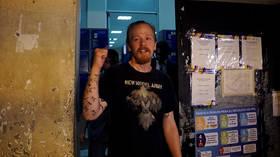 Swedish privacy activist linked to Assange describes Ecuador prison conditions as 'inhuman'