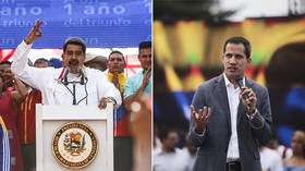 Maduro says he's open to negotiations, Guaido says no, seems to hold out for the throne