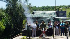 Russian envoy urges Kiev to resume disengagement in 2 Donetsk, Lugansk areas