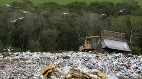 King of the heap: US named world's top trash maker, risks being buried in its own garbage