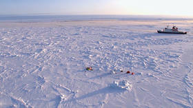 Scientists will freeze themselves in the Arctic ice for an unprecedented year-long study (VIDEO)