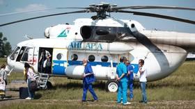 Pesky drones of 'reporters & bloggers' disrupt relief work after devastating Siberia flood (PHOTOS)