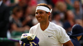 50 not out: Nadal beats bad boy Kyrgios in stunning clash to notch half century of Wimbledon wins