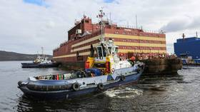 Western media dubs Russia's mobile power plant 'floating Chernobyl', but is it?