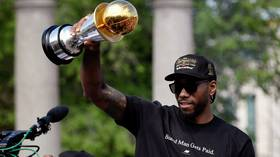 'What just happened?': Shock as Clippers to land Kawhi Leonard & Paul George in HUGE double swoop