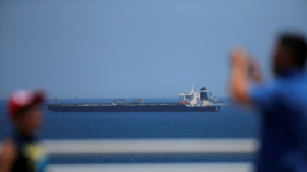 Iran denies oil tanker seized by UK was headed for Syria