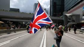 China's UK ambassador accuses London of 'Cold War mentality' over Hong Kong protests