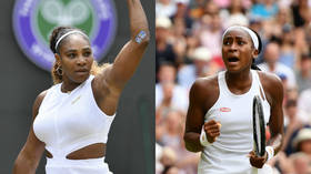 'Mediocre white men': Mockery as poll says 12% of men think they could win point off Serena Williams