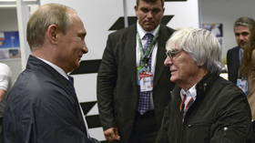 'Good guy' Putin should be running Europe – Formula 1 boss Bernie Ecclestone
