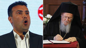 Alexander the Great relation or Russian prankster? N. Macedonia PM duped into pledging church bribe