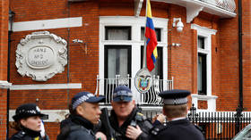 Spanish security firm spied on Assange 24/7, reveals plan to smuggle him to Russia or Cuba – report