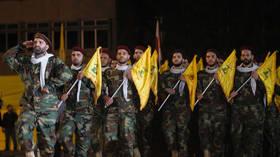Washington sanctions Lebanese Hezbollah lawmakers for doing 'Iran's bidding'