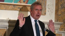 'Political hit job'? Disgraced UK envoy victim of govt intrigue, Scaramucci tells RT