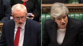 'Stop sucking up to racist EU govts': Corbyn blasts May during feud on anti-Semitism & Islamophobia