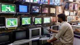 Global media watchdog slams Pakistani curbs on 3 TV channels