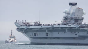 Over 200 tons of water leaked onto HMS Queen Elizabeth, 3 sailors nearly drowned – report